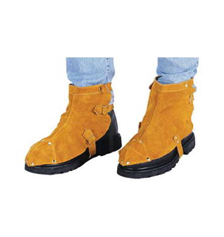 Tillman Leather Foot and Leg Protection