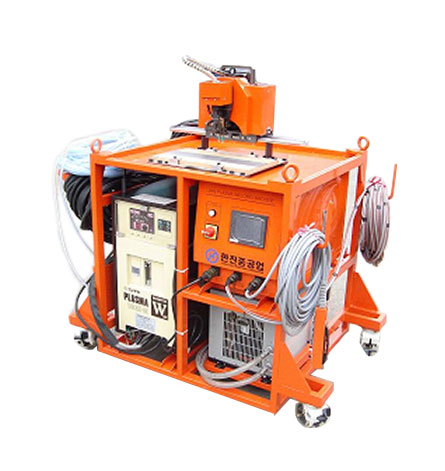 Romex LNG Tank Welding Machines